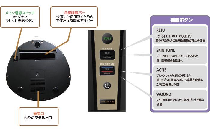 retime-操作説明